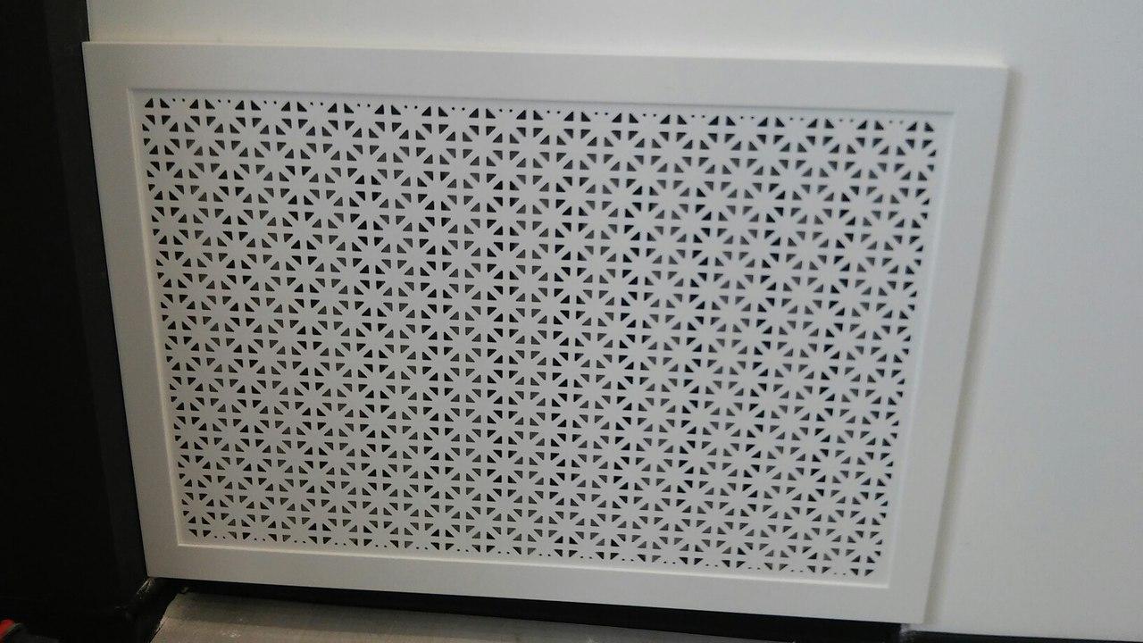 экран для батарей из мдф
